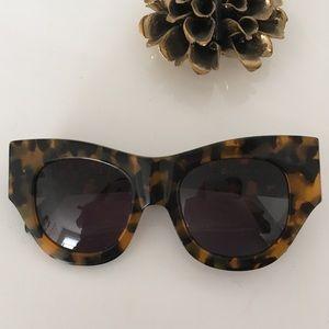 Karen walker tortoise sunglasses